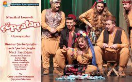 """Tarık Şerbetçioğlu'nun Yönettiği Müzikal Komedi """"ÇÖPÇATAN"""" Tiyatro Oyunu Biletleri!"""