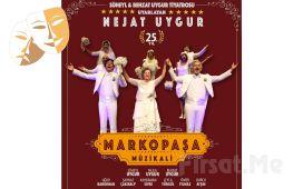 Uygur Kardeşler'den ''Marko Paşa Müzikali'' Tiyatro Oyunu Biletleri!