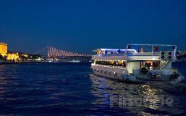 Bosphorus Organization'la Boğazın Ortasında Yemekli, İçkili Türk Gecesi Eğlencesi ve Boğaz Turu!