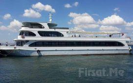 Bosphorus Organization'la Adalar Turu ve Limitsiz Açık Büfe Öğle Yemeği!