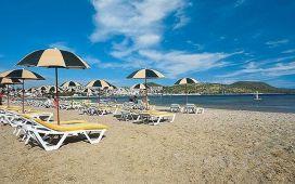 Costa Bianca Beach Bitez Bodrum'da Uçak Bileti ve Her Şey Dahil Konaklama Paketleri!
