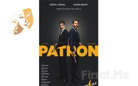 Cemal Hünal ve Onur Şenay'la ''PATRON'' Tiyatro Oyun Biletleri!