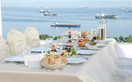 Adalar ve Deniz Manzaralı Kartal The Grand Mira Hotel'de Leziz İftar Menüsü!