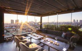 Adalar ve Panaromik İstanbul Manzaralı Cityloft Hotel Ataşehir Benjamin Terrace'da Lezzetli İftar Menüleri
