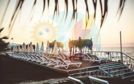 İstanbul'un En Güzel Plajı Kilyos Solar Beach Therapy'de, Tüm Gün Plaj Keyfi