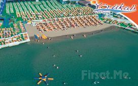 Deniz, Kum, Güneş Sizi Bekliyor! Büyükada Yörükali Plajı'na Giriş ve Serpme Kahvaltı Seçeneği!