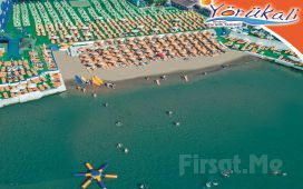 Büyükada Yörükali Plajı'na Giriş, Şezlong, Şemsiye + Soft İçecek Fırsatı
