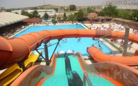 Ankara Grand Sıla Otel'de Aquapark Havuz Fırsatı! (Haftanın her günü geçerli!)