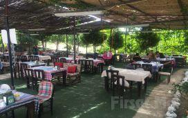 İzmir Çiçekliköy Yeni Asmalı'da Doğa içerisinde Serpme Kahvaltı Keyfi