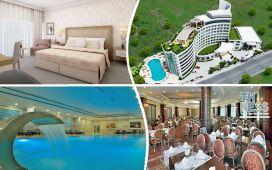 5 Yıldızlı The Ness Thermal Otel'de Konaklama Seçenekleri + Açık Havuz + Termal Havuz, SPA Kullanımı!