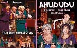 """Suna Keskin, Melek Baykal ve Nedim Saban'ın Muhteşem Performansları ile """"Ahududu"""" Tiyatro Oyun Bileti!"""