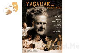 """Mehmet Tokat ve Tülin Boz'dan """"YAŞAMAK…NAZIM GİBİ"""" Tiyatro Oyun Bileti!"""