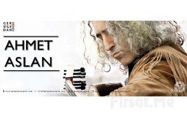 """Anadolu Müziğinin Ünlü Sanatçısı """"Ahmet Aslan"""" Konseri Giriş Bileti!"""
