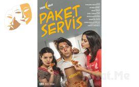 """Kats Sahne'de Her Salı Tek Perdelik """"Paket Servis"""" Tiyatro Oyun Bileti!"""