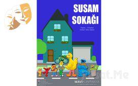 Çocuklarınız İçin Efsane Karakter Susam Sokağı Tiyatro Bileti