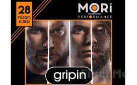 Mori Performance'da 28 Nisan'da Gripin Konser Bileti