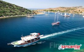 Halikarnas İskeleden Hareketle Tam Gün Yemekli Bodrum Tekne Turu