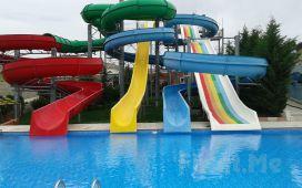 Ankara Çiçektepe Waterpark Yapracık Aquapark'ta Tüm Gün Havuz Keyfi