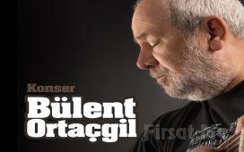 Beyoğlu Sanat Performance'ta 3 Ağustos'ta Bülent Ortaçgil Açık Hava Konseri Giriş Bileti