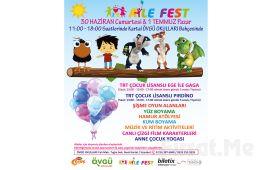 Müzik, Tityatro, Eğlence ve Aktivite Dolu 'Aile Festivali' Giriş Biletleri