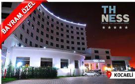 5 Yıldızlı The Ness Thermal Otel'de Konaklama Seçenekleri, Açık Havuz, Termal Havuz, SPA Kullanımı