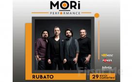 Mori Performance'ta 29 Eylül'de Rubato Konser Bileti