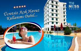 5 Yıldızlı The Ness Thermal Otel'de Konaklama Seçenekleri, Açık Havuz, Termal Havuz, SPA Kullanımı (Kurban Bayramı Seçeneğiyle)