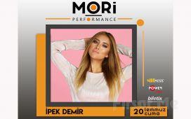 Mori Performance'da 20 Temmuz'da İpek Demir Konser Bileti
