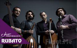 Beyoğlu Sanat Performance'ta 21 Eylül'de Rubato Açık Hava Konser Bileti