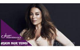Beyoğlu Sanat Performance'ta 14 Aralık'ta Aşkın Nur Yengi Konser Bileti