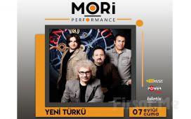 Mori Performance'ta 7 Eylül'de Yeni Türkü Konser Bileti