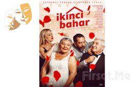 Cihat Tamer ve Usta Oyuncu Kadrosundan İkinci Bahar Tiyatro Oyun Bileti