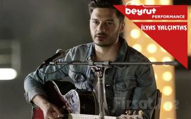 Beyrut Performance Kartal Sahne'de 24 Kasım'da İlyas Yalçıntaş Konser Bileti
