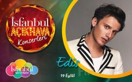 İsfanbul'da 19 Eylül'de Edis Açık Hava Konser Bileti