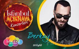 İsfanbul'da 20 Eylül'de Berkay Açık Hava Konser Bileti