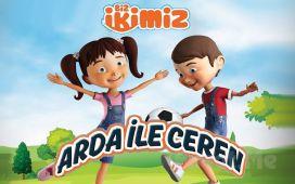 TRT Çocuk Kanalının Sevilen Kahramanları 'Biz İkimiz Arda ile Ceren Müzikali' Bileti