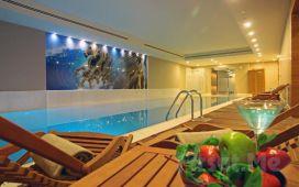 Holiday Inn Şişli Hotel Ni Thai Spa'da Masaj, Islak Alan Kullanımı, Havuz, Fitness ve Tüm Tesis Üyeliği
