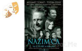 Mehmet Tokat ve Tuğba Özay'dan 'Nazım'ca' Tiyatro Oyun Bileti