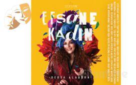 Derya Alabora'dan Tek Kişilik Komedi Oyunu 'Efsane Kadın' Bileti