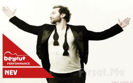 Beyrut Performance Kartal Sahne'de 13 Aralık'ta Nev Konser Bileti