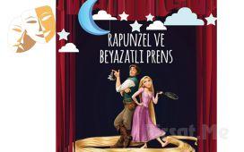 Çocuklarınız için 'Rapunzel ve Beyazatlı Prens' Tiyatro Oyun Bileti