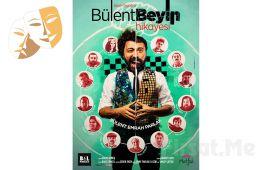 """""""Bülent Beyin Hikayesi' Tiyatro Oyunu Bileti"""