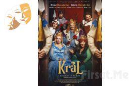 Erdal Özyağcılar ve Usta Oyunculardan Absürd Komedi 'Kral' Tiyatro Oyun Bileti