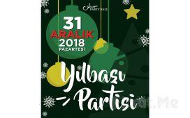 Beyoğlu Sanat Party Hall'de Yılbaşı Parti Bileti