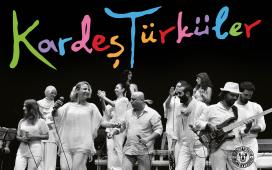 20 Nisan'da Akasya Kültür Sanat'ta 'Kardeş Türküler' Konser Bileti