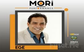 Mori Performance'ta 8 Mart'ta 'Ege' Konser Bileti