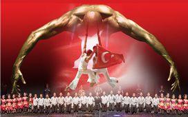 Bostancı Gösteri Merkezi'nde 5 Mayıs'ta 'Anadolu Ateşi - İstanbul Dreams' Gösterisi Bileti
