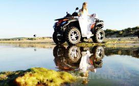 Livadi Safari Şile'de Macera Tutkularına 120 Dakikalık ATV Safari Turu