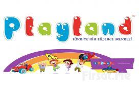 Playland'in Tüm Türkiye'deki Şubelerinde Geçerli Oyun Kartları
