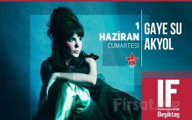 IF Performance Beşiktaş'ta 1 Haziran'da 'Gaye Su Akyol' Konser Bileti